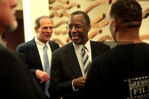 Ben Carson Describes Slaves as Optimistic Immigrants in HUD Talk