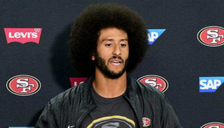 Colin Kaepernick to No Longer Kneel During National Anthem