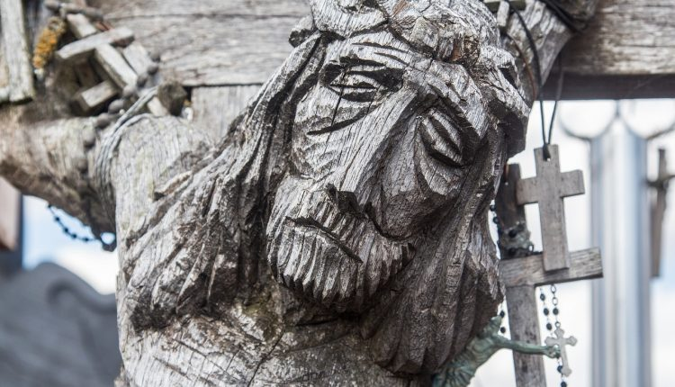 Jesus artwork