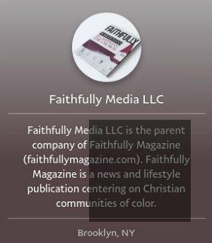 PayPal Donate Faithfully Magazine