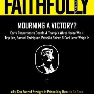 Cover of Faithfully Magazine Issue No 1