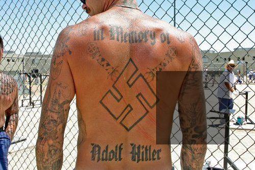 neo nazi domestic terrorism