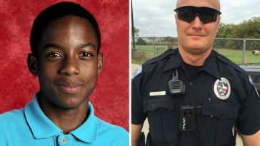 Jordan Edwards, 15, was shot and killed by former Texas cop Roy Oliver.