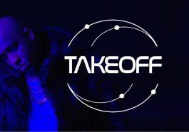 A video still from Derek Minors Take Off music video
