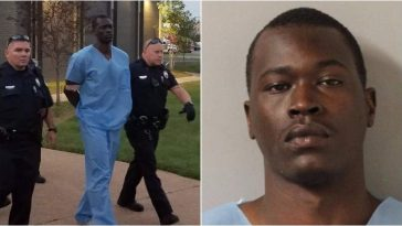 Emanuel Samson was accused of opening fire at Burnette Chapel Church of Christ in Antioch in Tennessee, killing one and inuring six others