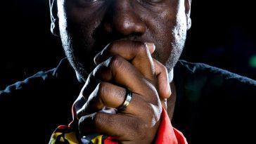 Zimbabwe Pastor Evan Mawarire
