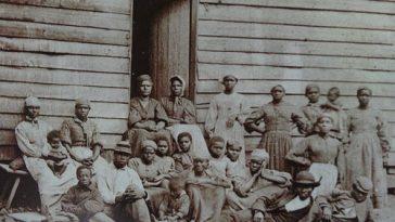 slavery slaves