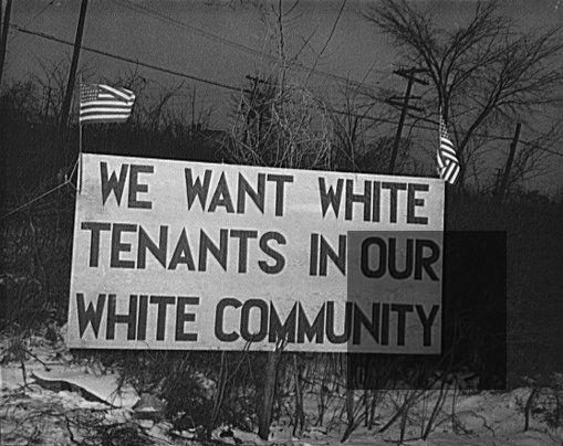 Housing Segregation Practices