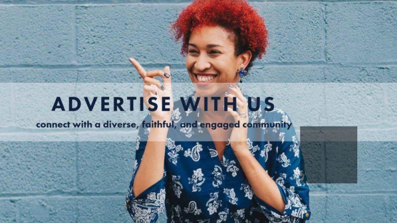 Advertise With Faithfully Magazine