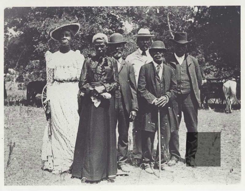 Juneteenth celebrations on June 19, 1900