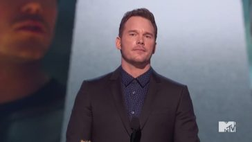 chris pratt mtv movie tv awards