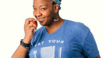 Chef educator Carla Briggs of Eat Your Words.