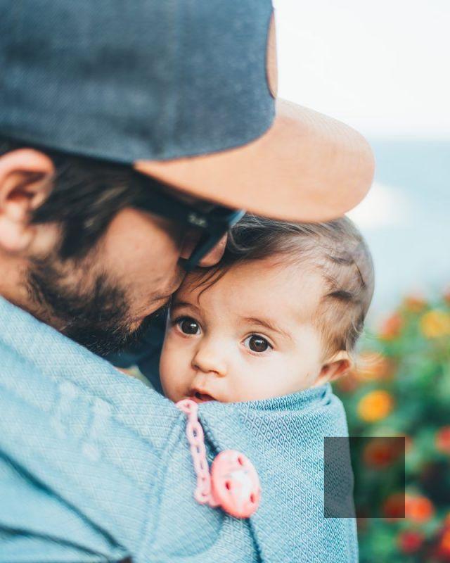 parent, father child