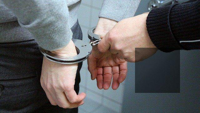 arrest crime