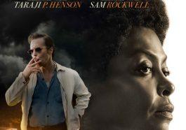 The Best of Enemies stars Taraji P. Henson and Sam Rockwell.