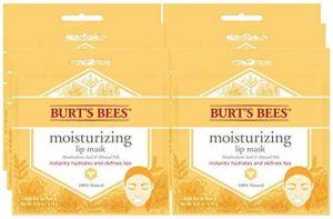 burts bees lip mask pack