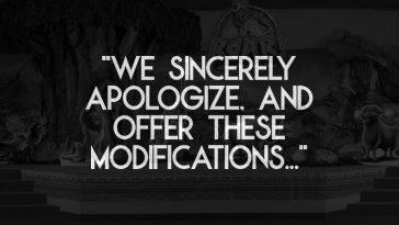 Roar Update Apology Faithfully Magazine