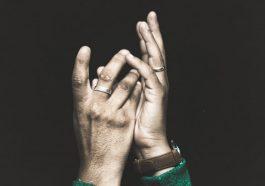 Hands Up Prayer