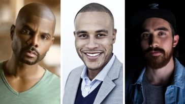 Kirk Franklin DeVon Franklin Brian Ivie Faithfully Magazine