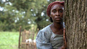 Cynthia Erivo as Harriet Tubman in the Harriet movie