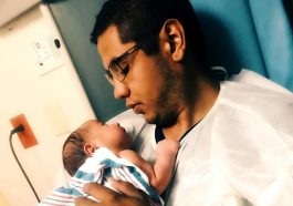Andre Anchondo and his wife, Jordan, died protecting their newborn son during the mass shooting Saturday.