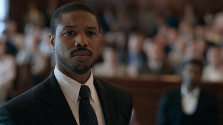 Michael B Jordan Just Mercy Movie