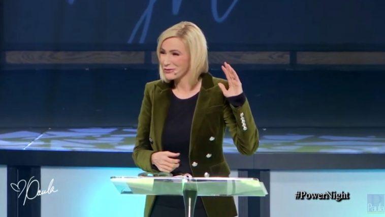 Paula White Satanic Pregnancies Prayer Is Actually Biblical