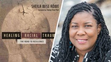 Sheila Wise Rowe Healing Racial Trauam Book