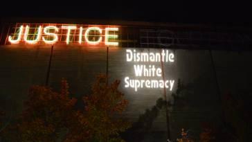 Justice White Supremacy