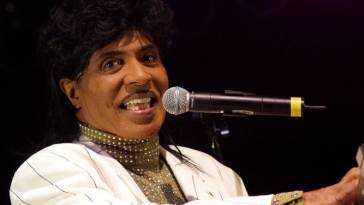 little richard 2007