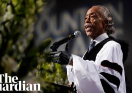 Al Sharpton Wickedness in High Places George Floyd Donald Trump