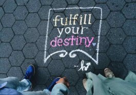 fulfill your destiny unsplash