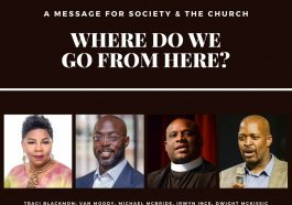 black leaders message for society and church