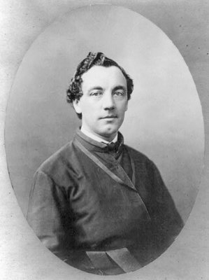 Patrick Francis Healy in 1872