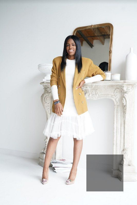 Entrepreneur Tiphani Montgomery