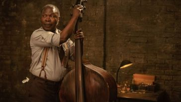 Michael Potts as Slow Drag in Ma Rainey's Black Bottom on Netflix