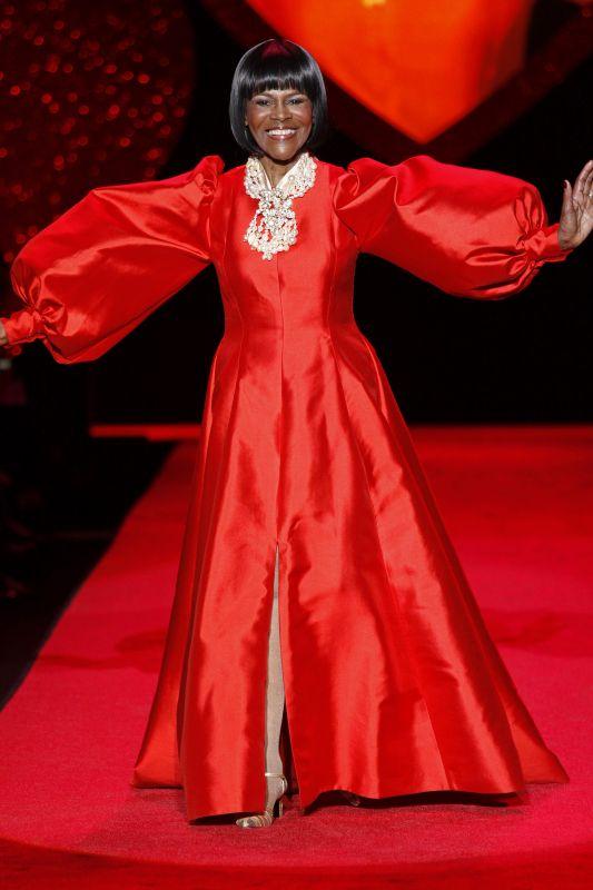 cicely tyson fashion week file photo