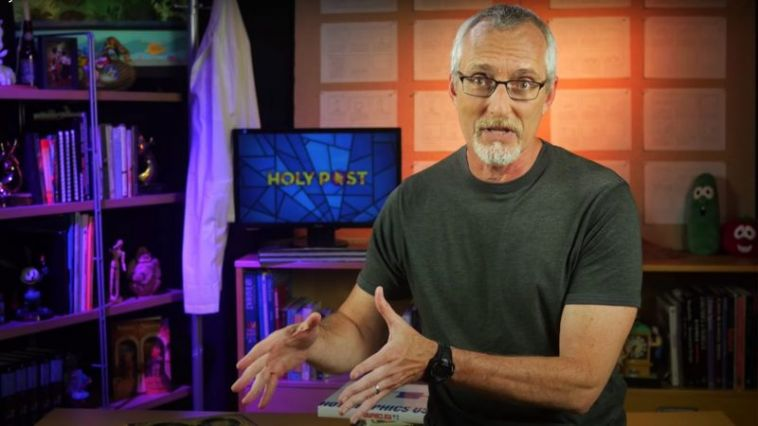 Phil Vischer talks about race in America on his Holy Post show