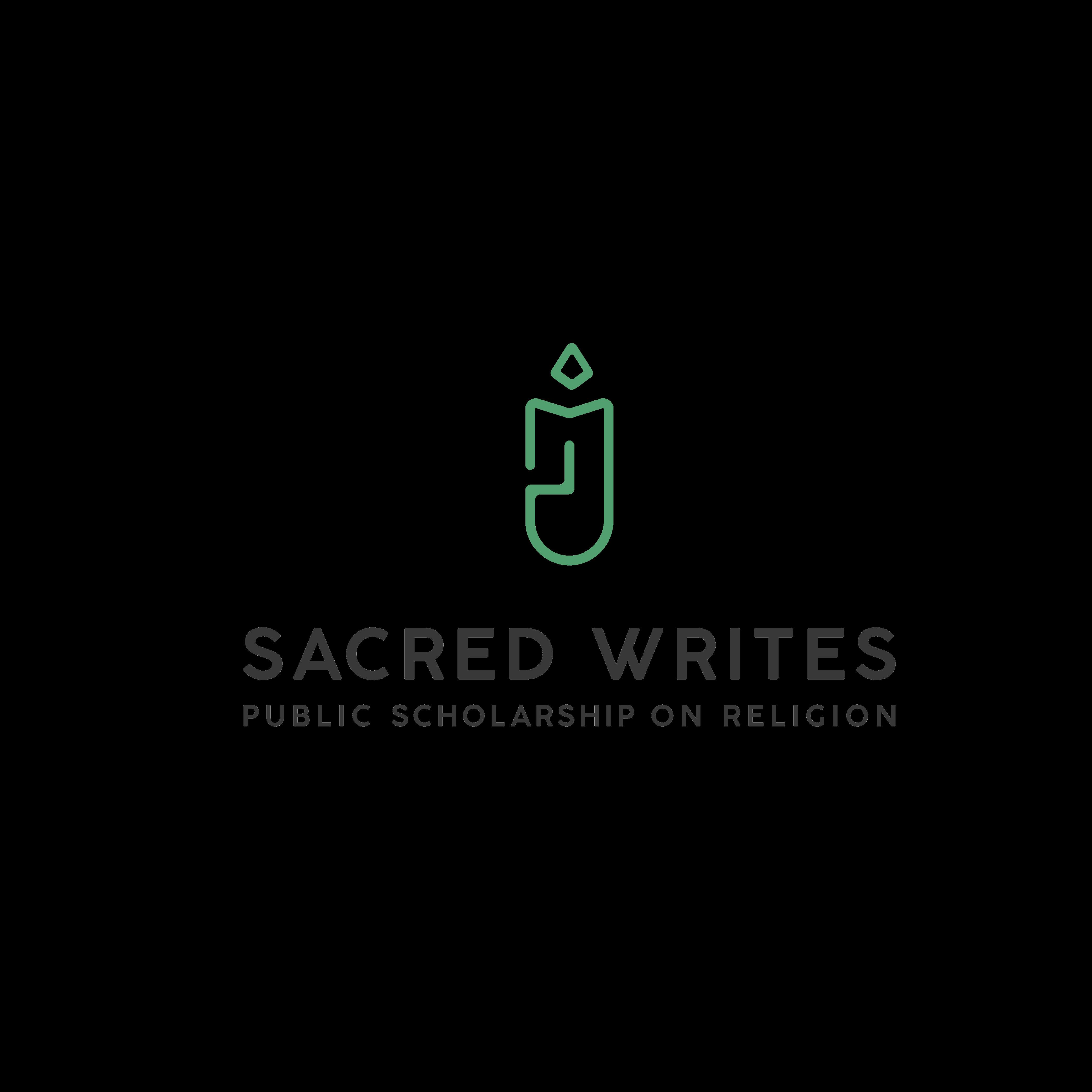 sacred writes logo