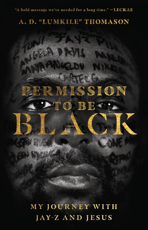 Permission to Be Black Book
