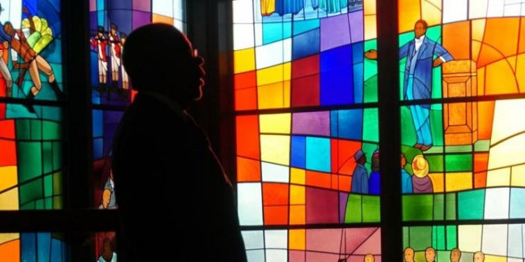 Henry Louis Gates Jr. in The Black Church on PBS