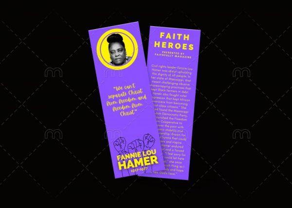 fannie lou hamer bookmarks