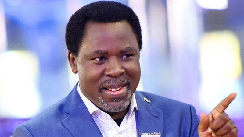 Here We Go: YouTube Suspends TB Joshua's Channel; Facebook Removes Videos Too