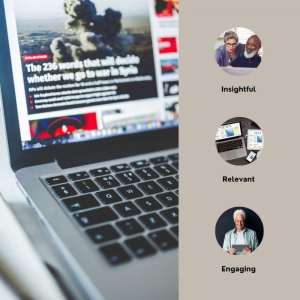 republish faithfully magazine articles